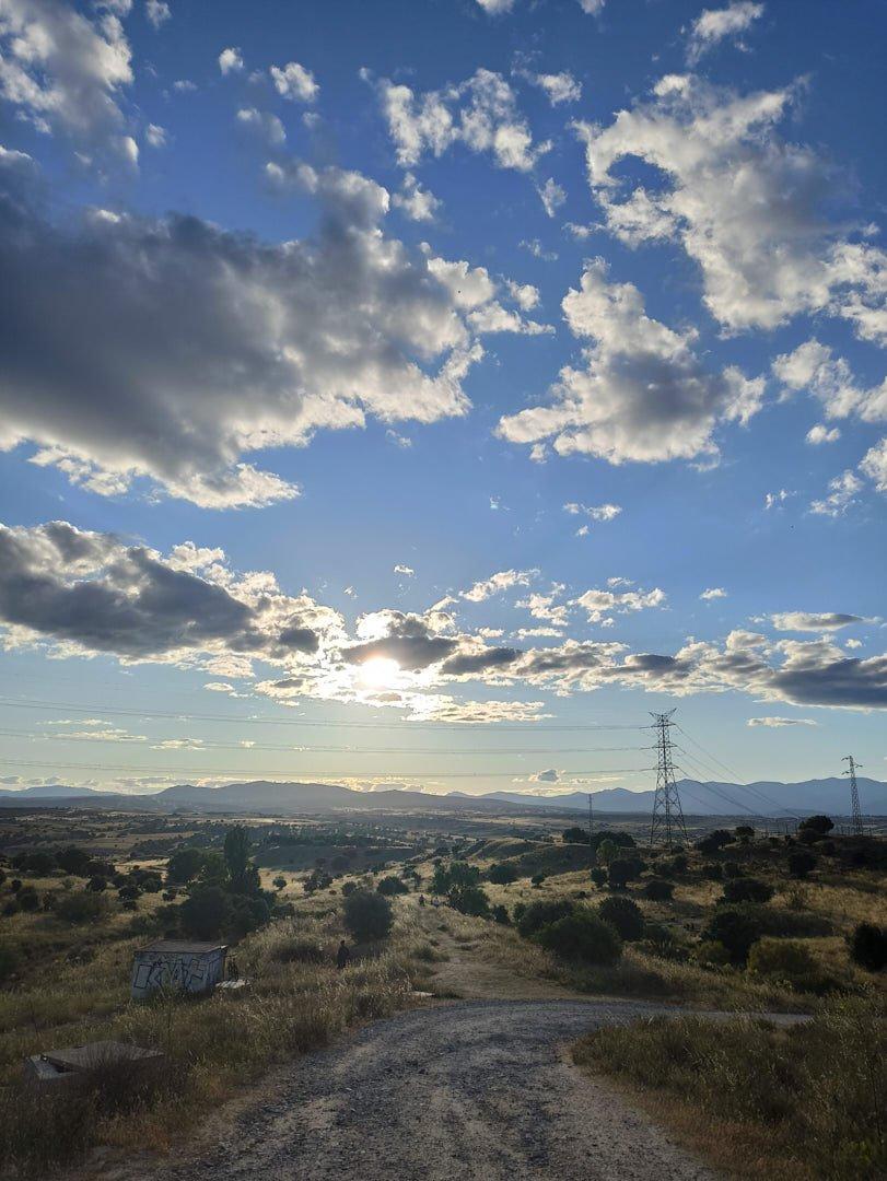 Fotografía paisaje cn HDR