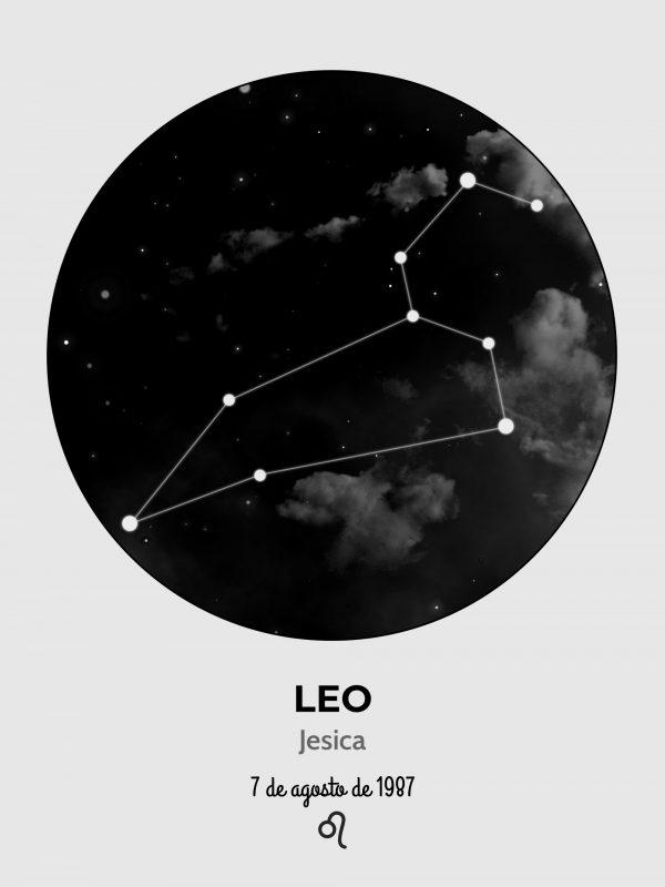 Foto-Mi-Zodiaco-Leo-30x40