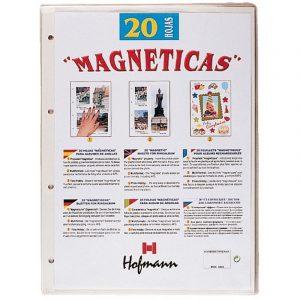 Hojas-magneticas